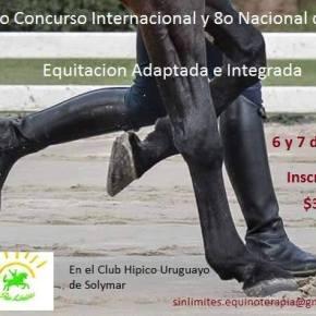 COMPETENCIA // 5o.Concurso Internacional y 8o. Nacional de Equitacion Adaptada eIntegrada